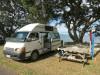 Camping in Tukapuna